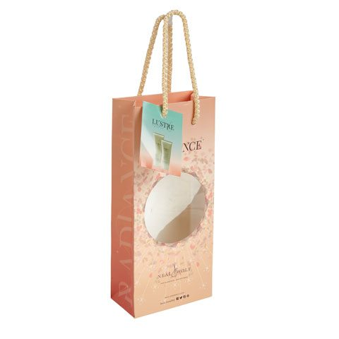 Custom Luxury Laminated Paper Carrier Bags