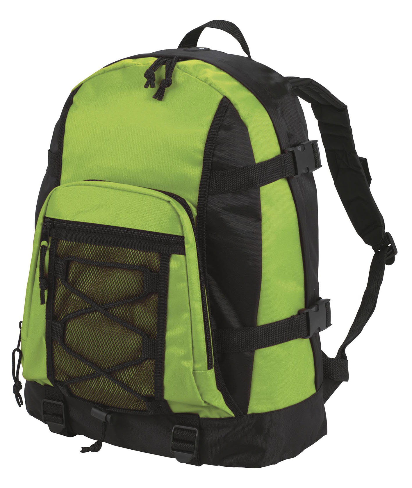 Green Sport Backpack