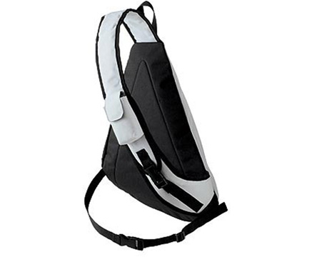 White Slingpack Bag