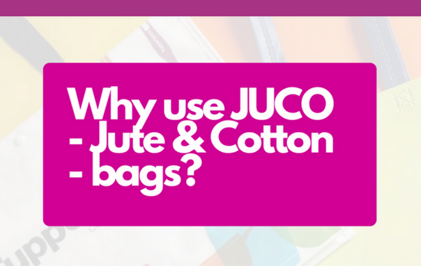Why use JUCO bags blog header